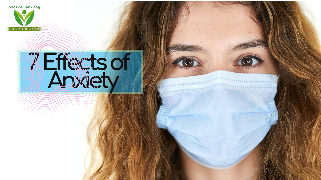 7 Negative Effects That Anxiety Can Have On Your Body
