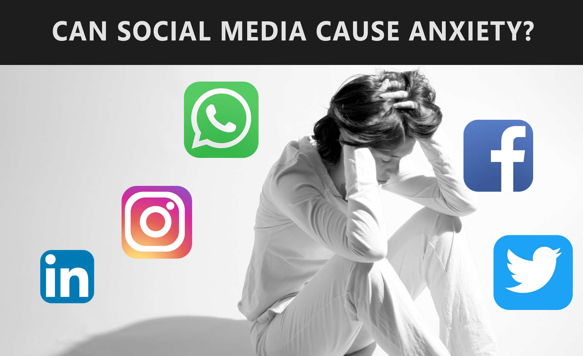 can social media cause anxiety