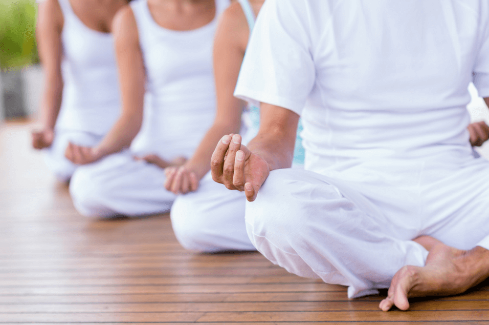 how to meditate for stress