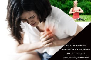 can anxiety cause chest pain